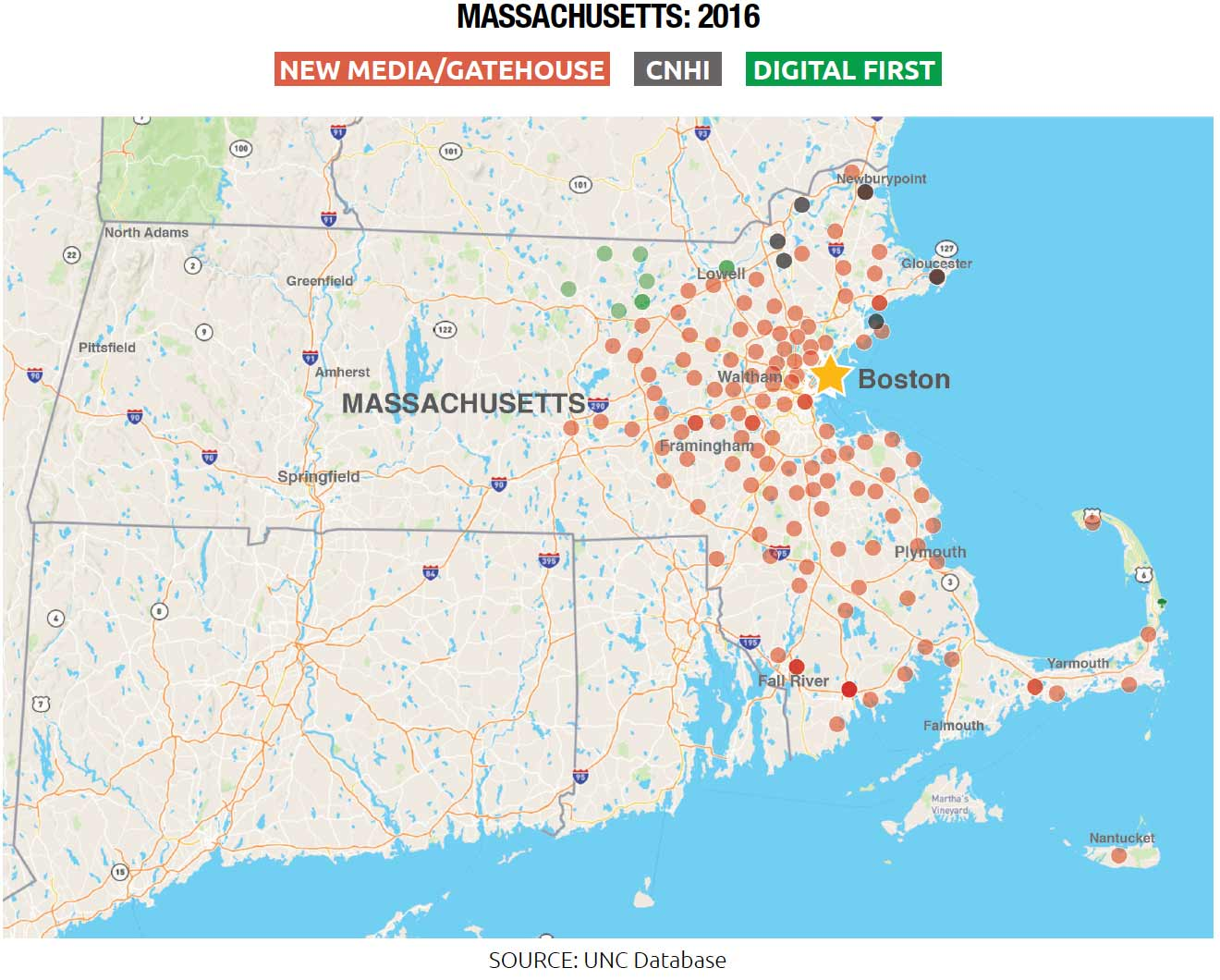 Investment Companies & Massachusetts Local News Owners 2016
