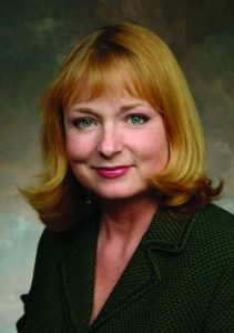 Donna Barrett, CEO, Community Newspaper Holdings Inc. (CNHI) and newspaper consolidation
